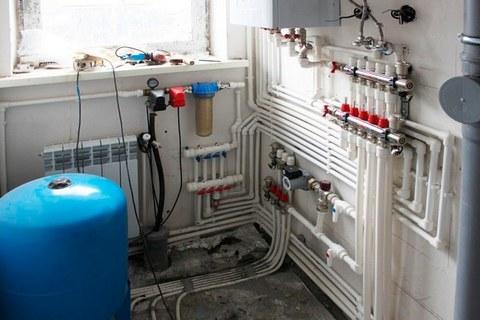 Сложное газовое оборудование