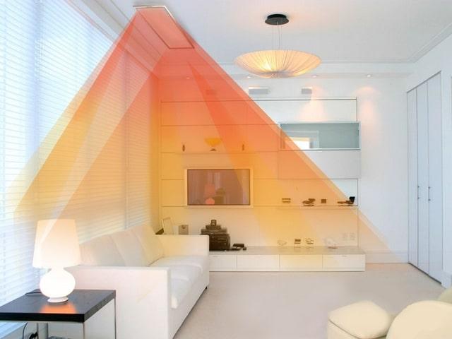 Инфракрасное отопление в квартире или доме