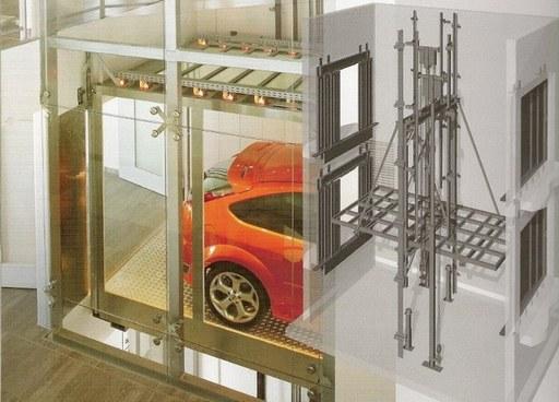 Обогрев лифтов